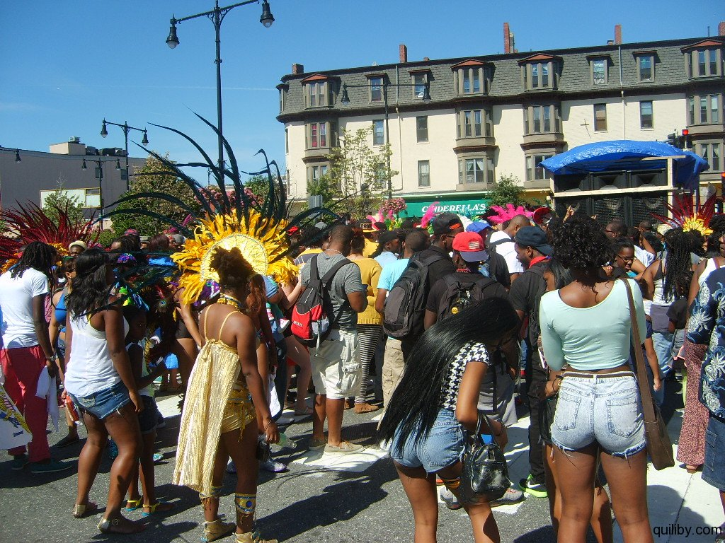 Caribbean, Carnival, Cambridge 2013