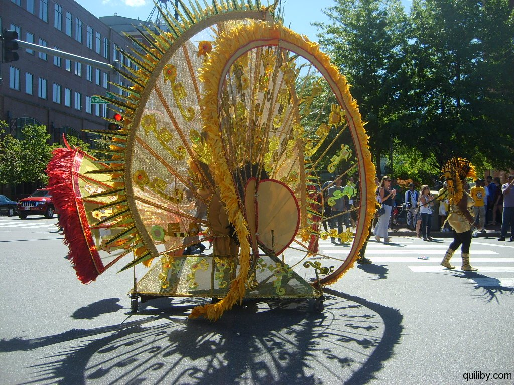 Caribbean, Carnival, Cambridge 2013