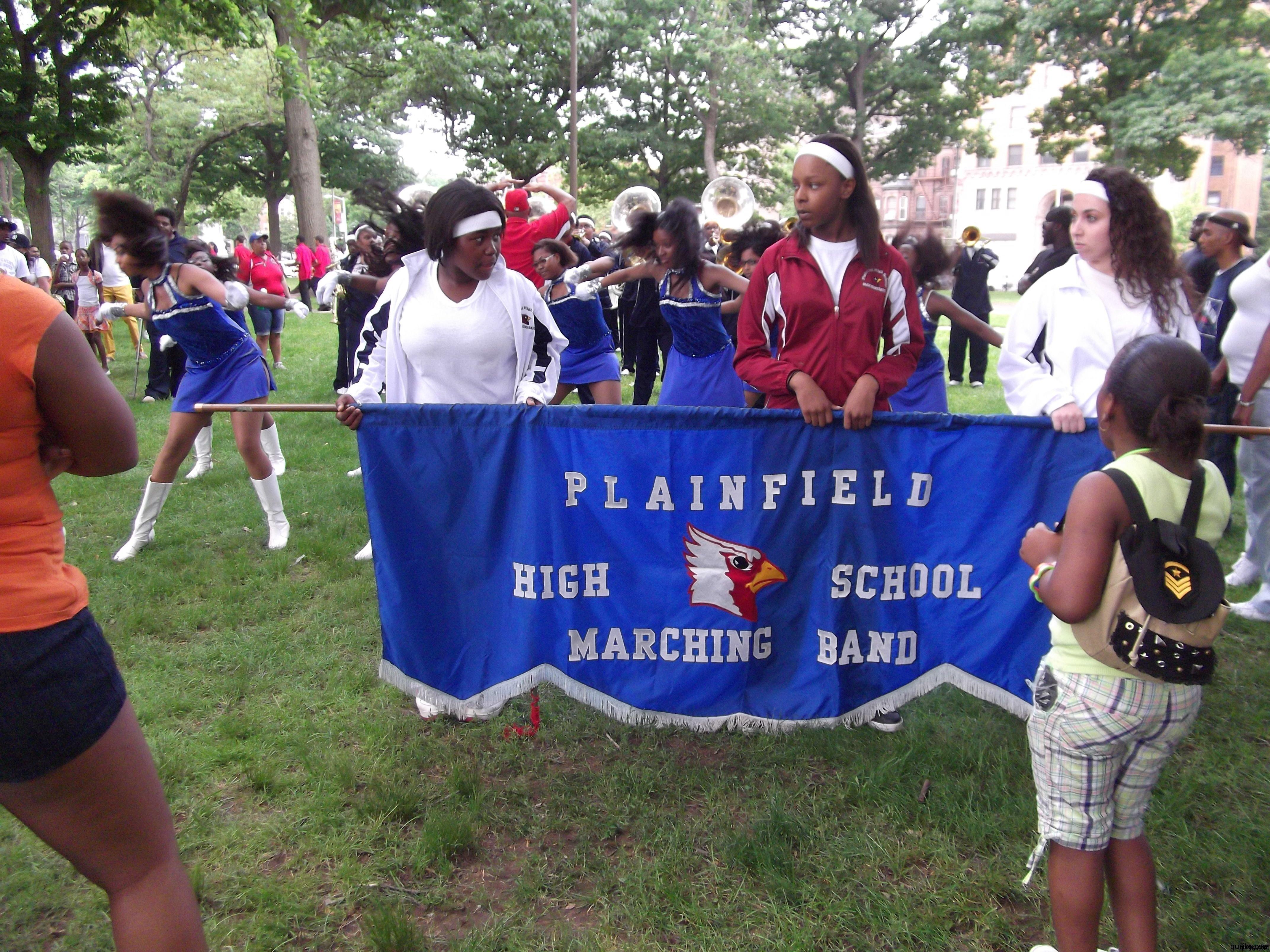Plainfield High School Marching Band