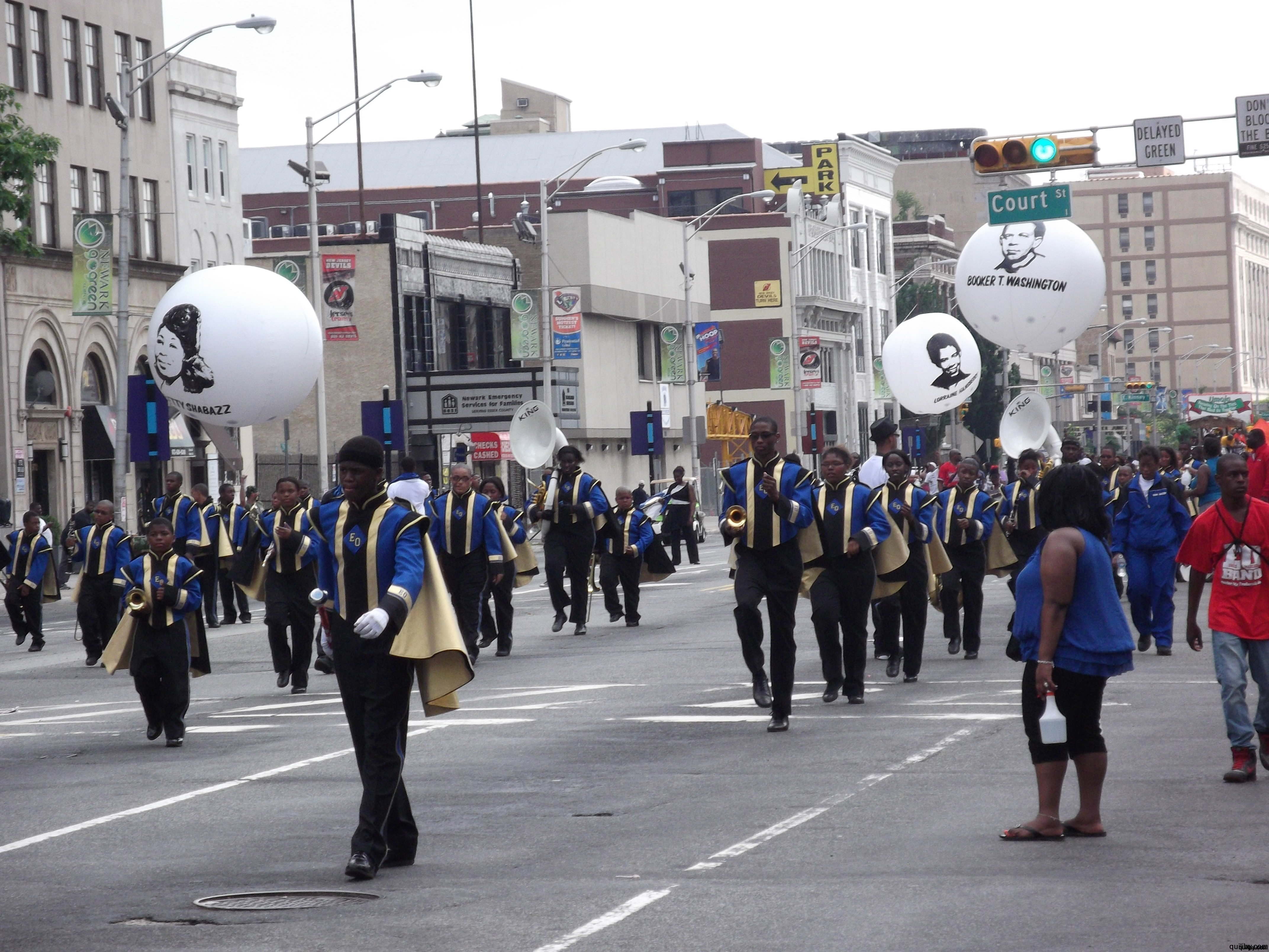 East Orange Unified Marching Band
